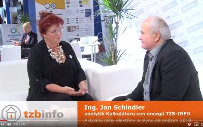 Ceny elektřiny a plynu rostou. Má smysl ještě měnit dodavatele energií? (Zdroj: tzb-info.cz)