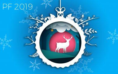 Poděkování za přízeň a vánoční provozní doba
